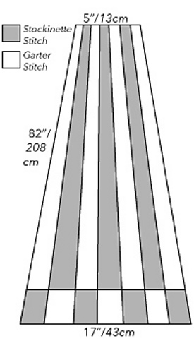 Ravelry: Marmande pattern by Meridith Shepherd