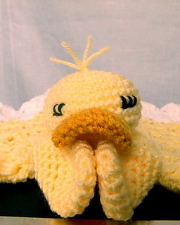 ravelry sleepy ducky lovey