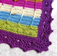 Ravelry: Sunflower Baby Blanket pattern by Katie ...