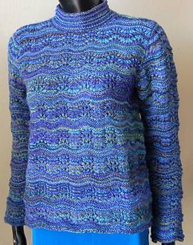 Taos Ripple Sweater Pic