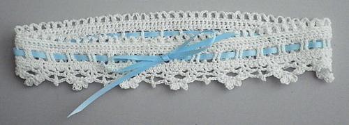 Ravelry: Bridal Garter Belt Pattern By Darlisa Riggs