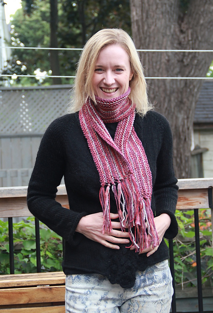 Ibeckste's scarf