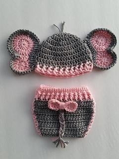 Elephant Beanie Hat
