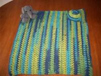 Ravelry: Half Double Baby Blanket pattern by Tiffany Garrett