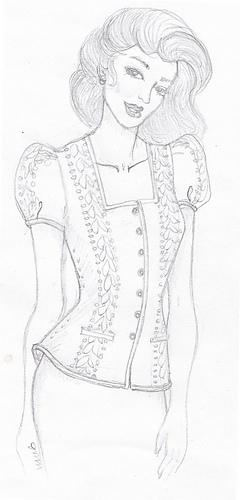 Ravelry: Kimberly Cardigan pattern by Joan McGowan-Michael