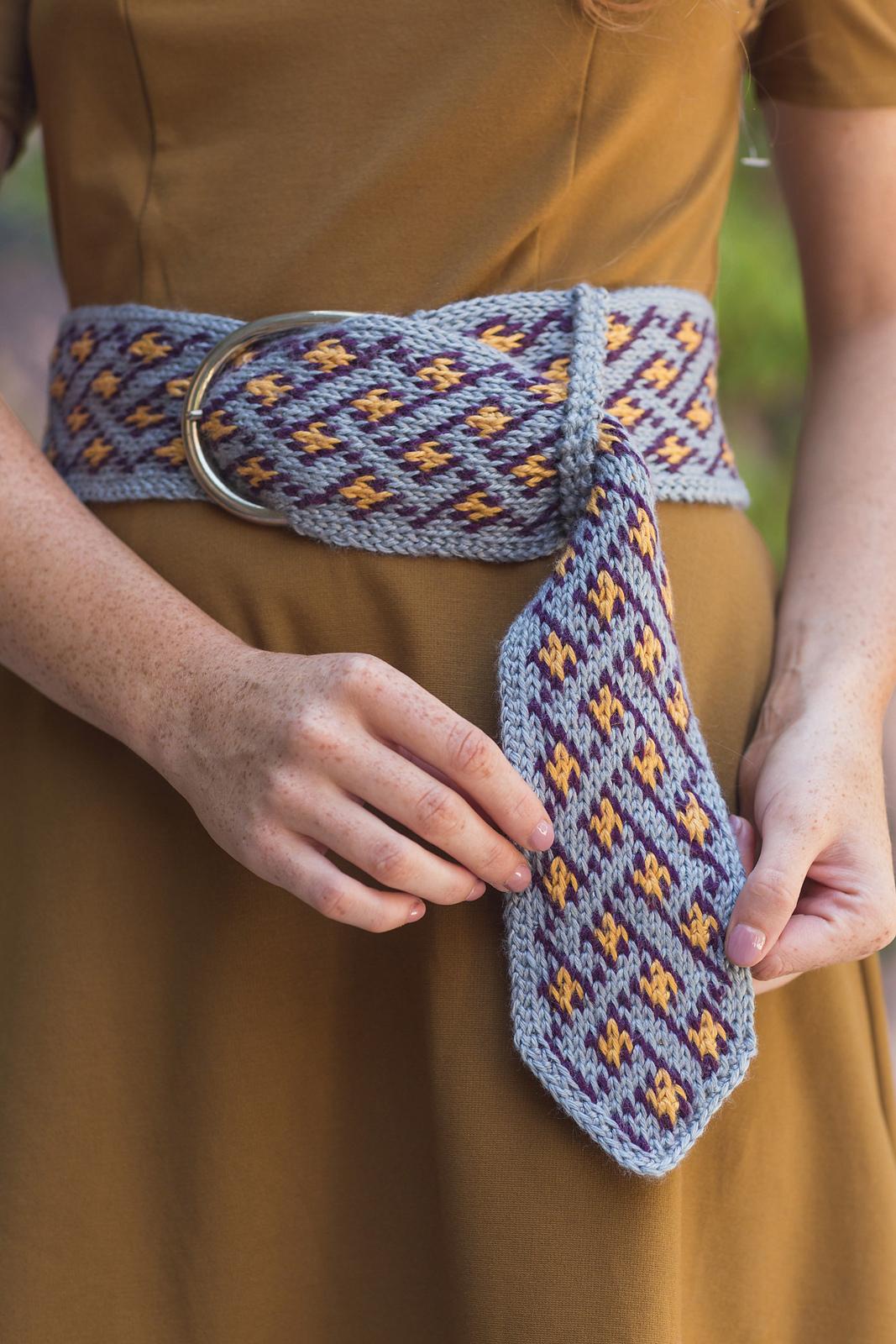 Flora Belt from Modern Bohemian Crochet