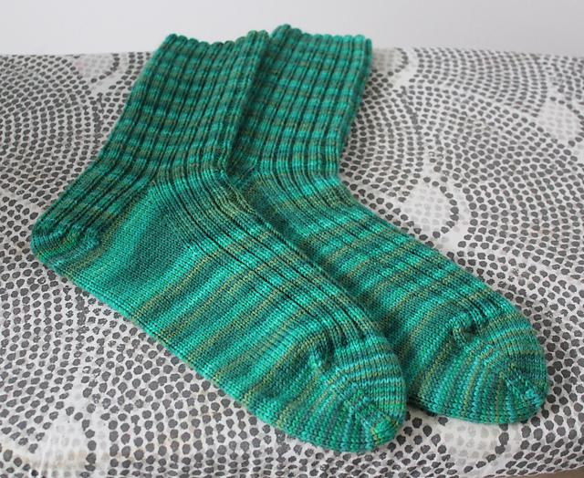 Socks in Stroll Tonal Canopy