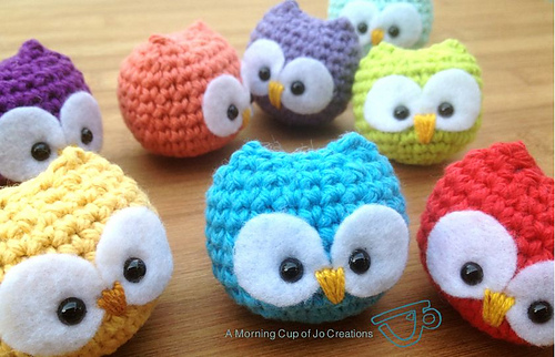 Want To Crochet An Owl Free Pattern Roundup Amiguru