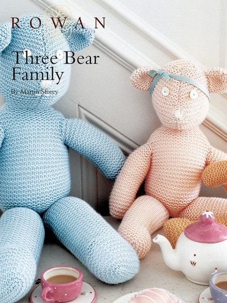 Three Bear Family