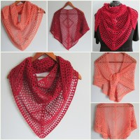 Nancy Drew Designs: Super quick and easy shawl pattern
