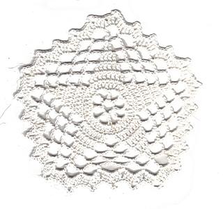 Ravelry: Star Coaster pattern by Crochet Fantasy