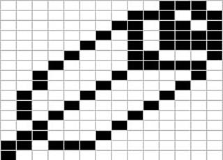 Ravelry: Super Mario Powerup Charts pattern by Sarah McFaul