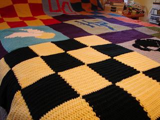 Ravelry Harry Potter Crochet Blanket Pattern Pattern By SweetPeaCove