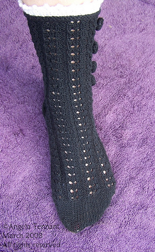 Knit Severus Sock Patterns