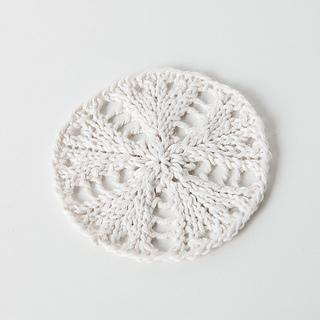Ravelry: Knit & Crochet Coaster Set pattern by jenny