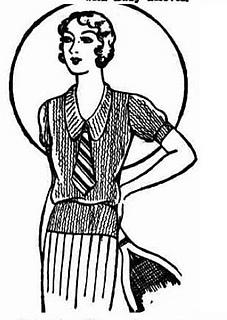 Ravelry: Tennis Jumper pattern by The Catholic Press