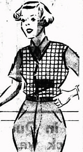 Ravelry: Cosy Waistcoat pattern by The Courier-Mail