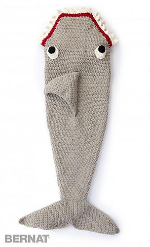 Crochet Baby Snuggle Sack Pattern