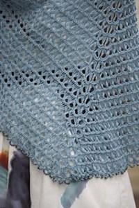 Ravelry: Raindrops Broomstick Lace Shawl pattern by Jill ...