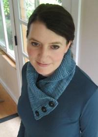 Ravelry: Shawl Collared Cowl pattern by Alana Dakos