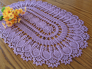 crochet doily patterns with diagram frost stat wiring s plan ravelry pineapple garden pattern by mayumi sato