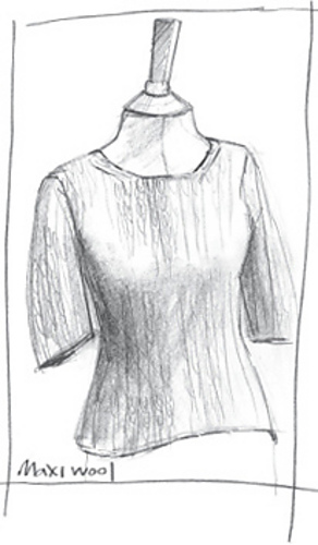 Ravelry: 13. Simple Short Sleeve Sweater pattern by Erika