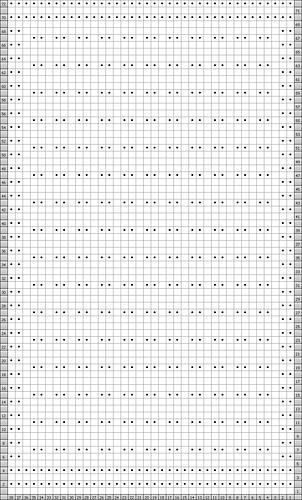 Ravelry: Double Andalusian Stitch- Stitchology 34 pattern