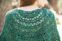 Ravelry: Flying Broomstick Lace Shawl pattern by Brenda K ...