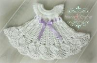 Ravelry: Newborn Sophia Heirloom Dress pattern by Briana K ...