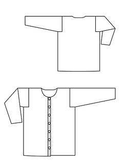 Ravelry: 177 Women's Knit Jacket pattern by Burda Design Team