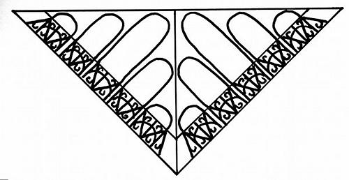 Ravelry: Eiffel Tower Shawl pattern by Natalie Servant