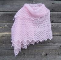 Ravelry: Orenburg Style Wrap pattern by Natalia Shepeleva