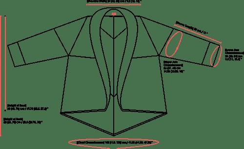 Ravelry: Shawl Shrug pattern by Susanne Sommer