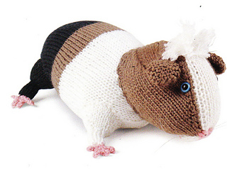 Ravelry Guinea Pig Pattern By Susie Johns