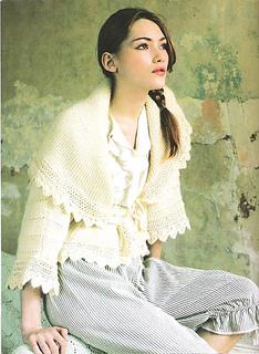 Bed Jackets Patterns : jackets, patterns, Ravelry:, Jacket, Pattern, Jennie, Atkinson