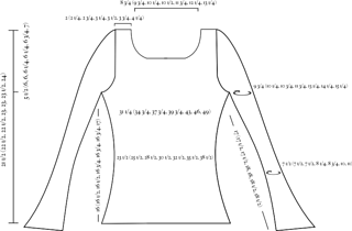 Ravelry: Rapunzel Sweater pattern by Anne Podlesak