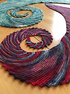 One Skein Knitting Patterns : skein, knitting, patterns, Ravelry:, Skein, Wonder, Pattern, Amanda, Kremer