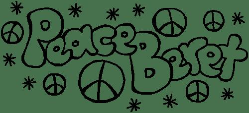Ravelry: Peace Beret pattern by Christin Kimsey