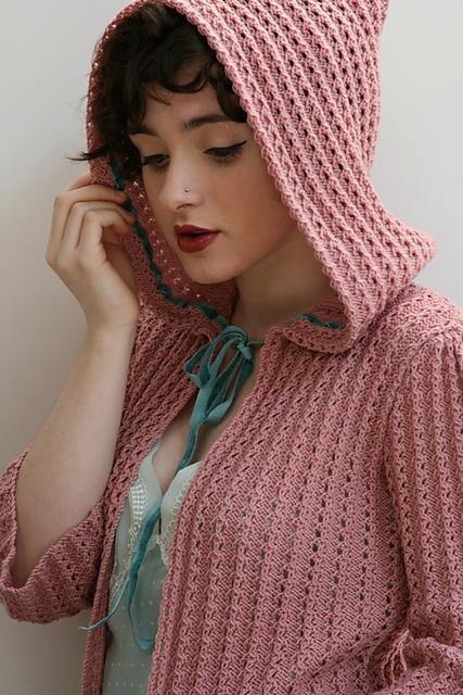 Bed Jackets Patterns : jackets, patterns, Ravelry:, Adorable, Little, Jacket, Pattern, Susan, Crawford