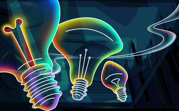 Cool 3D Neon Desktop