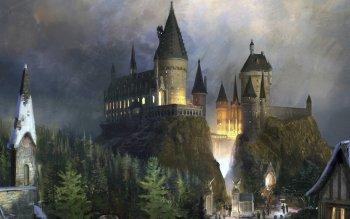 Medieval Mythical Fantasy Castle