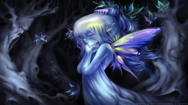 Fairy Full Hd Wallpaper And Background 1920x1080