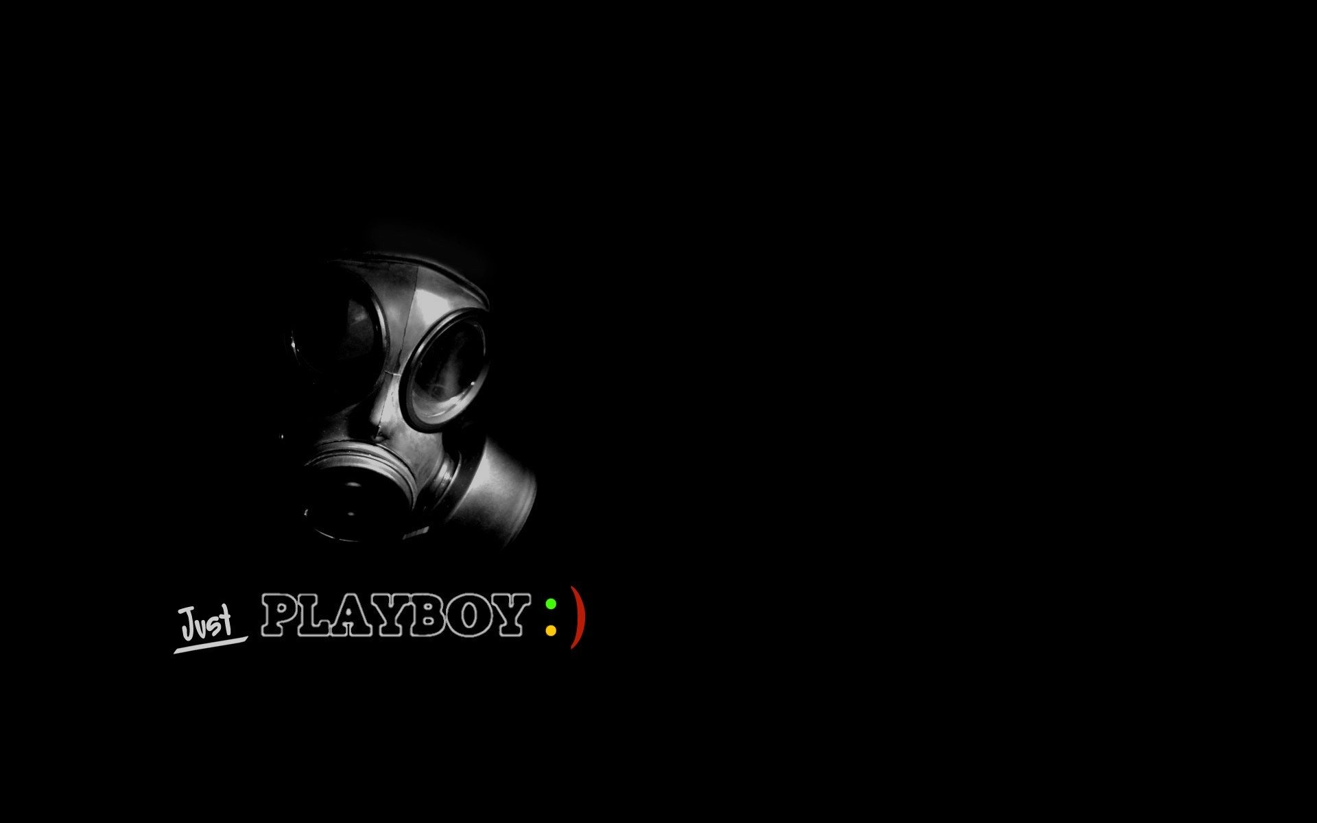 Anime Gamer Girl Red Head Wallpaper Gas Mask Full Hd Wallpaper And Background Image