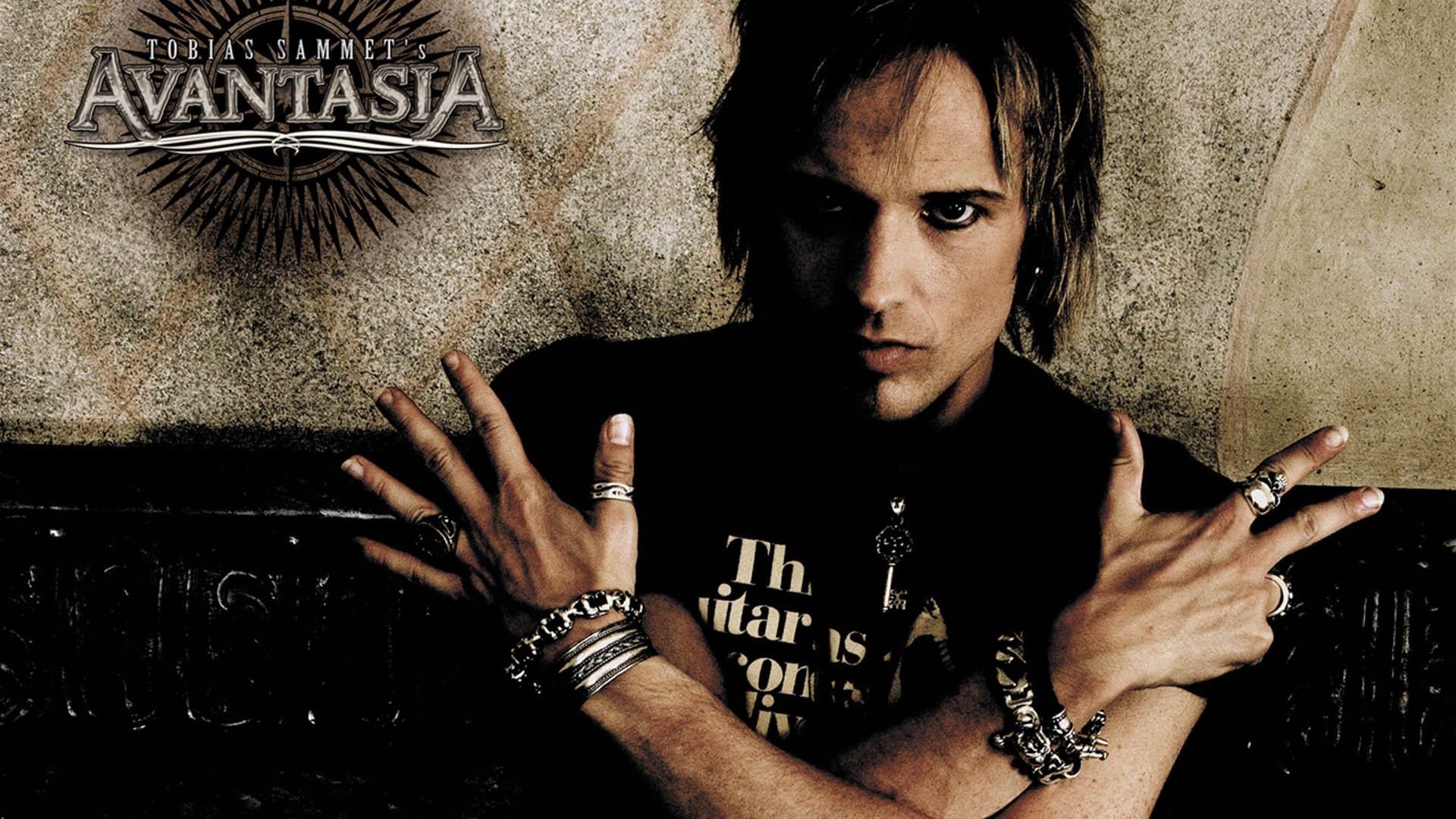 Girl With Guitar Hd Wallpaper 6 Avantasia Hd Wallpapers Background Images Wallpaper