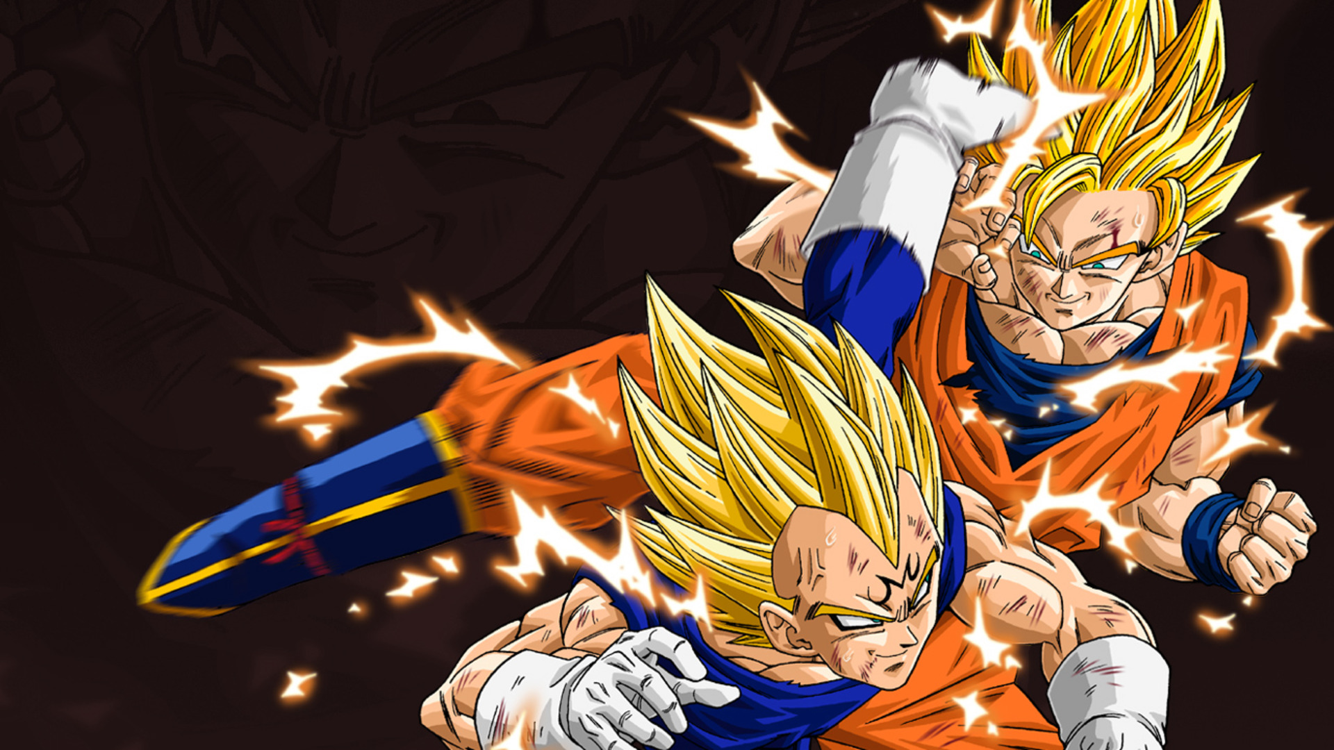 The best quality and size only with us! Dragon Ball Z HD Wallpaper | Background Image | 1920x1080
