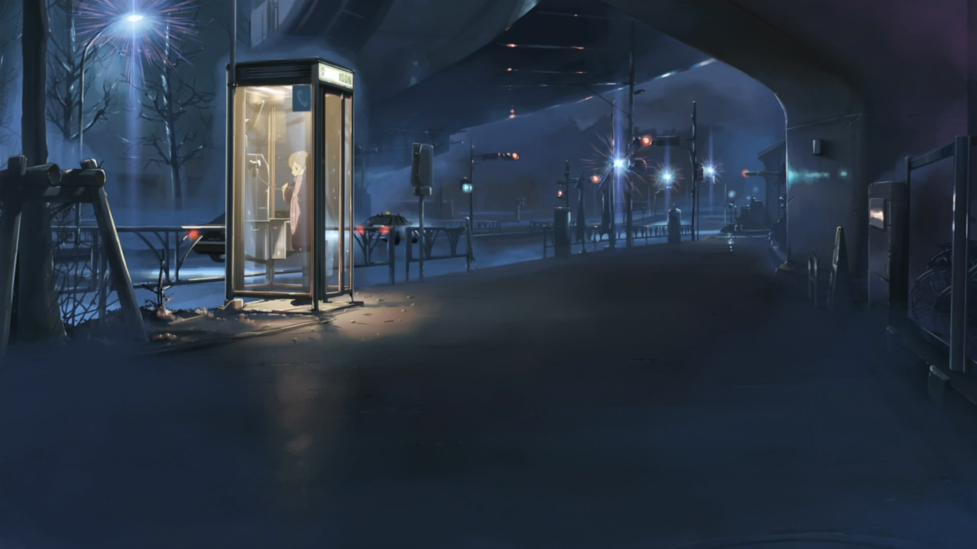 5 Centimeters Per Second Full HD Wallpaper and Background