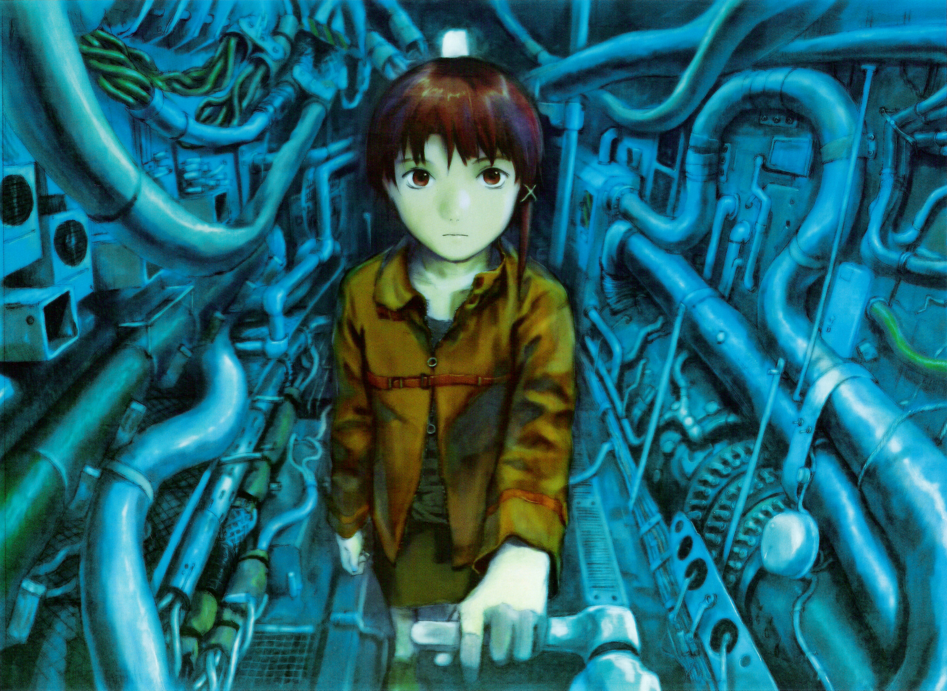 The Influences on Serial Experiments Lain | The Objective Opinion