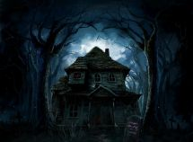 Haunted Wallpaper And Background 1600x1182 Id
