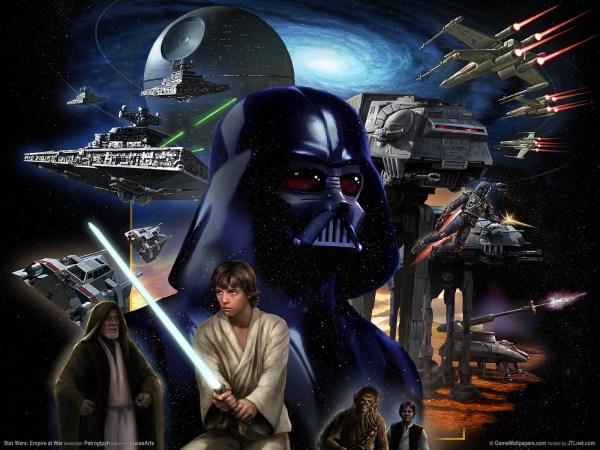 Star Wars Fond 'cran And Arri-plan 1600x1200 Id