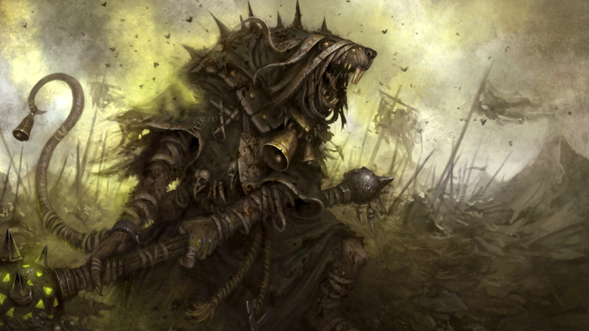 2 Skaven HD Wallpapers  Backgrounds  Wallpaper Abyss